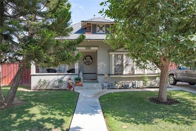 335 S Grand Street, Orange, CA 92866 (#PW21212667) :: COMPASS