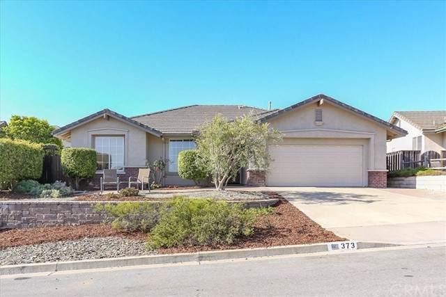 373 Vista Drive, Arroyo Grande, CA 93420 (#PI21215889) :: PURE Real Estate Group
