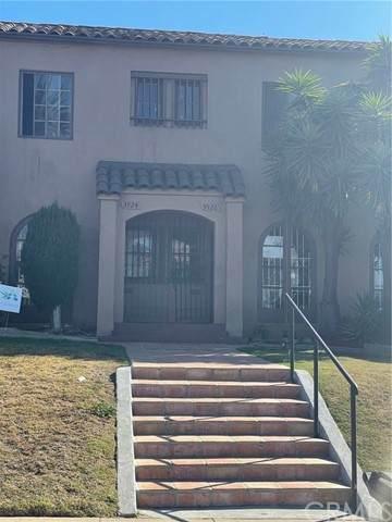 3924 W Adams Boulevard, Los Angeles, CA 90018 (#SB21218283) :: COMPASS