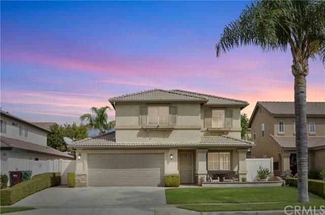 758 Alder Street, Beaumont, CA 92223 (#EV21219812) :: Windermere Homes & Estates