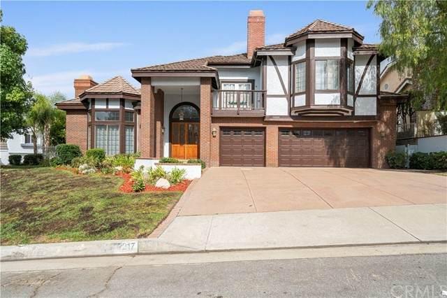 2217 Valiant Street, Glendora, CA 91741 (#TR21222741) :: Rubino Real Estate