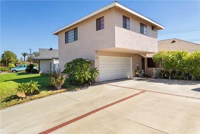 476 S Rall Avenue, La Puente, CA 91746 (#OC21223569) :: COMPASS