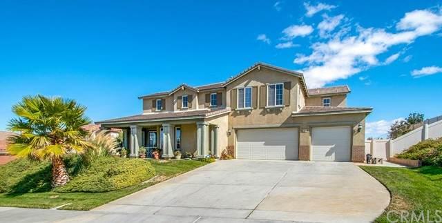 41654 Oak Barrel Court, Palmdale, CA 93551 (#OC21223822) :: Windermere Homes & Estates