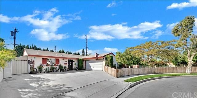 10001 Saint Francis Circle, Cypress, CA 90630 (#OC21221332) :: Wannebo Real Estate Group