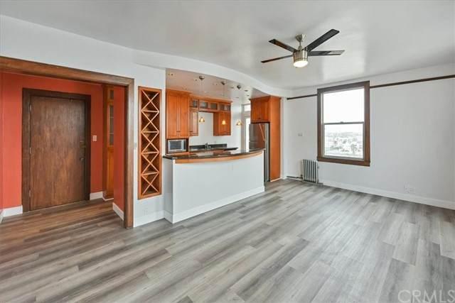 455 E Ocean Boulevard #911, Long Beach, CA 90802 (#DW21223987) :: Windermere Homes & Estates