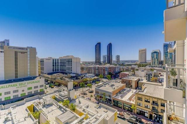 575 6th Ave #906, San Diego, CA 92101 (#PTP2107193) :: Keller Williams - Triolo Realty Group