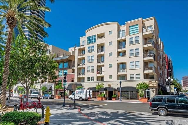 350 K Street #407, San Diego, CA 92101 (#TR21225926) :: COMPASS