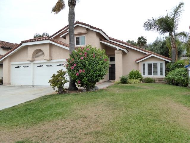 1164 Casa Bonita Way, Vista, CA 92081 (#180019333) :: Keller Williams - Triolo Realty Group