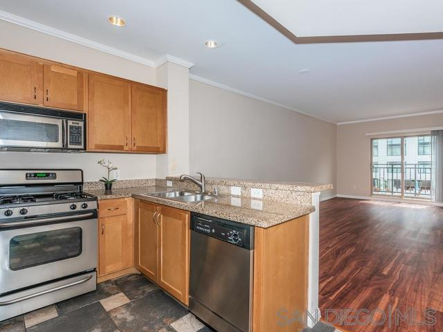 450 J St #6051, San Diego, CA 92101 (#190033914) :: Coldwell Banker Residential Brokerage