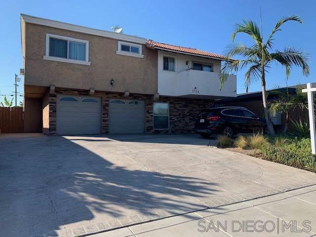 3754 E Cherokee Avenue #2, San Diego, CA 92104 (#190060743) :: Neuman & Neuman Real Estate Inc.