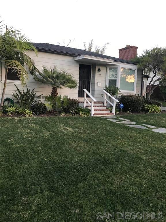 1124 Agate, San Diego, CA 92109 (#200013799) :: Neuman & Neuman Real Estate Inc.