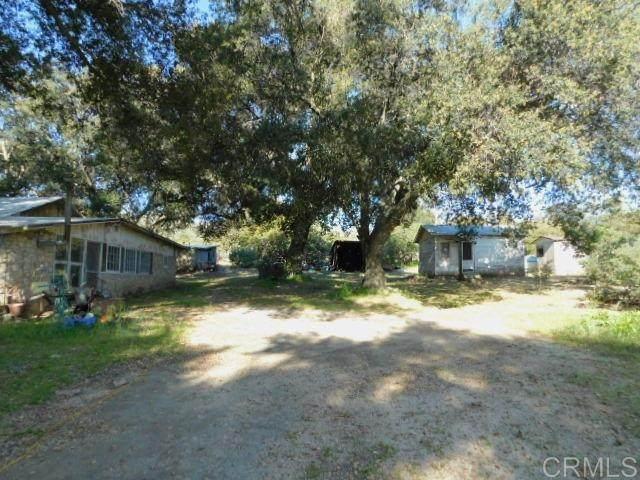 2120 Buckman Springs Rd, Campo, CA 91906 (#200018126) :: Neuman & Neuman Real Estate Inc.