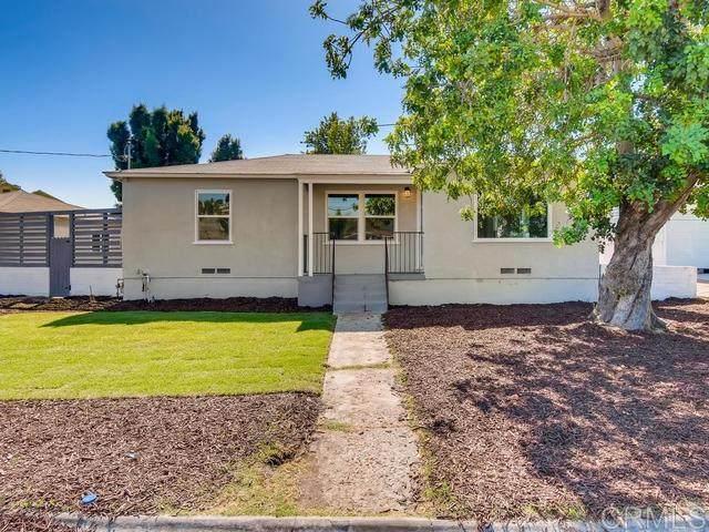 4640 Maple Ave, La Mesa, CA 91942 (#200024264) :: Keller Williams - Triolo Realty Group