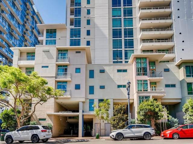 425 W Beech St #512, San Diego, CA 92101 (#200032050) :: Keller Williams - Triolo Realty Group