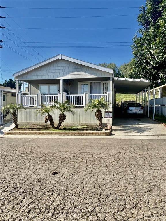121 Orange Ave. #72, Chula Vista, CA 91911 (#200042313) :: Neuman & Neuman Real Estate Inc.