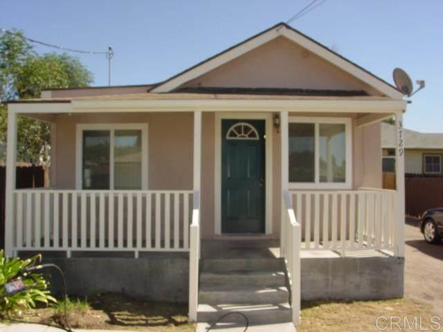 3729-31 Harris St., La Mesa, CA 91941 (#200044453) :: Neuman & Neuman Real Estate Inc.