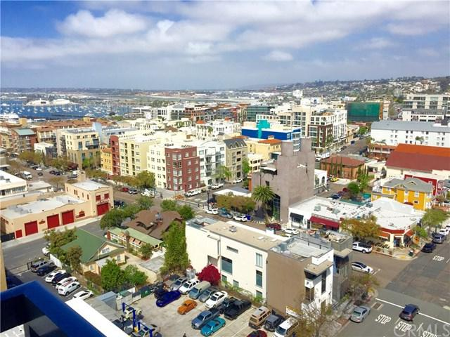 300 W Beech Street #1303, San Diego, CA 92101 (#301552420) :: Coldwell Banker Residential Brokerage