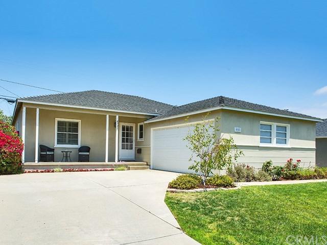 4721 Greenmeadows Avenue, Torrance, CA 90505 (#301552559) :: Coldwell Banker Residential Brokerage