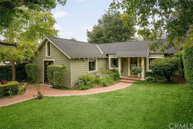 55 N Lima Street, Sierra Madre, CA 91024 (#301561328) :: Coldwell Banker Residential Brokerage
