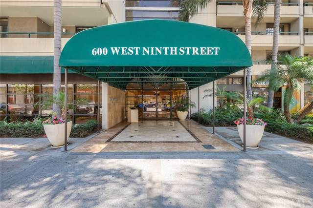 600 W 9th Street #203, Los Angeles, CA 90015 (#301601994) :: Coldwell Banker Residential Brokerage