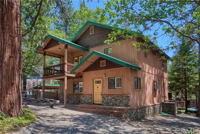 54648 Crane Valley Rd, Bass Lake, CA 93604 (#301607937) :: Whissel Realty