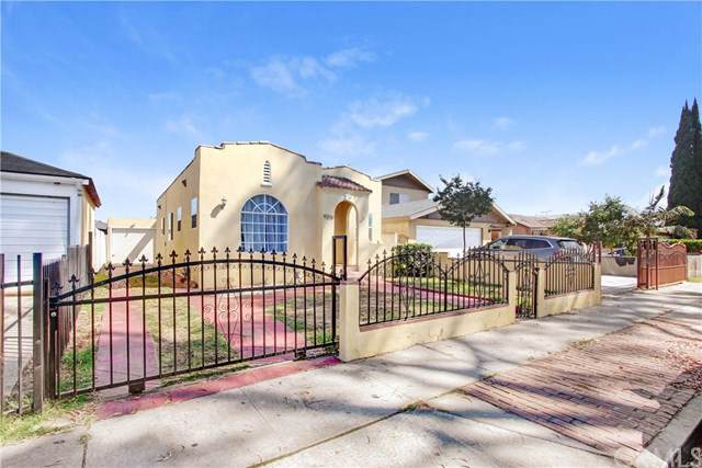 9206 Mallison Avenue, South Gate, CA 90280 (#301635870) :: Whissel Realty
