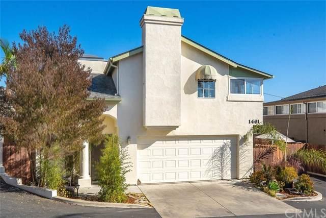 1461 Brighton Avenue, Grover beach, CA 93433 (#301738984) :: Whissel Realty