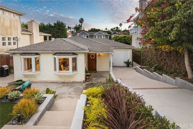 1544 2nd Street, Manhattan Beach, CA 90266 (#302072338) :: Whissel Realty