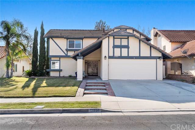 11851 Mount Wilson Court, Rancho Cucamonga, CA 91737 (#302307058) :: Whissel Realty