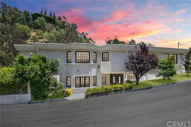 1398 N Davies Drive, Beverly Hills, CA 90210 (#302554745) :: Whissel Realty