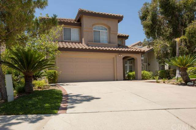 7807 E Rainview Court, Anaheim Hills, CA 92808 (#302574296) :: Compass