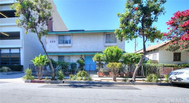 609 W Washington Street, Alhambra, CA 91801 (#302608372) :: Whissel Realty