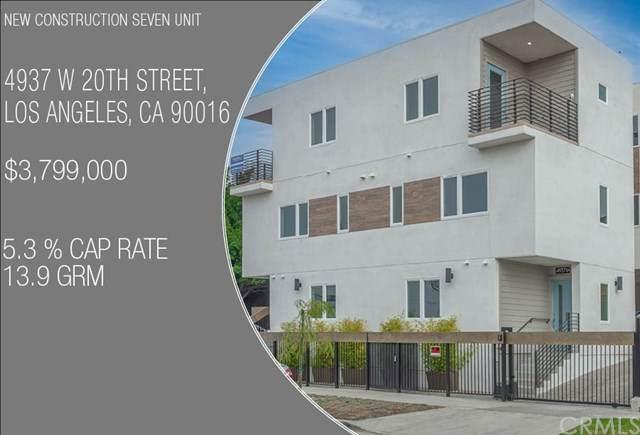 4937 W 20th Street, Los Angeles, CA 90016 (#302885310) :: Compass