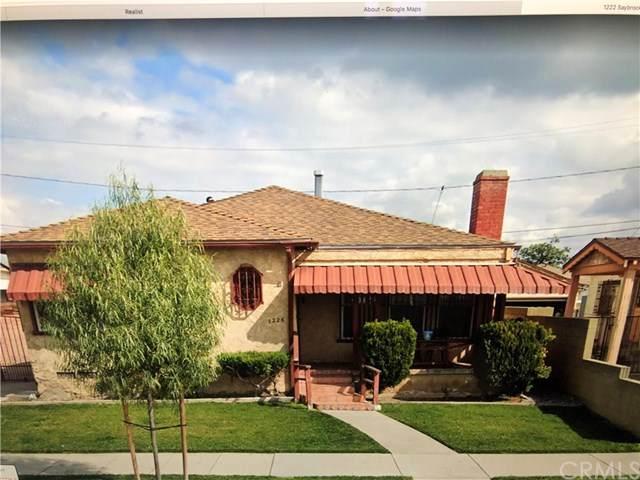 1226 Saybrook Avenue, Los Angeles, CA 90022 (#303014568) :: Cay, Carly & Patrick   Keller Williams