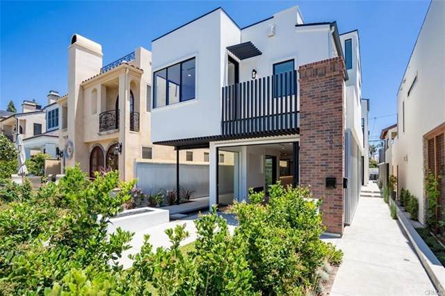 608 Orchid, Corona Del Mar, CA 92625 (#OC21043848) :: Wannebo Real Estate Group