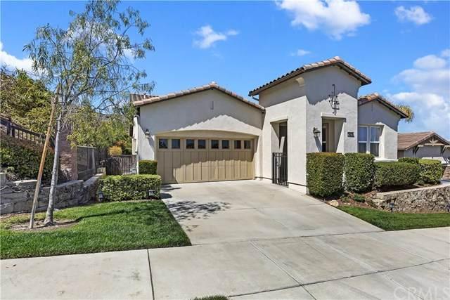 24037 Boulder Oaks Drive, Corona, CA 92883 (#PW21053339) :: Wannebo Real Estate Group
