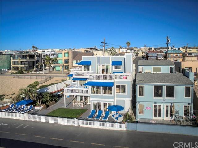 3500 The Strand, Hermosa Beach, CA 90254 (#SB21059392) :: Wannebo Real Estate Group