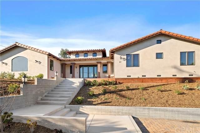 51 Narcissa Drive, Rancho Palos Verdes, CA 90275 (#PV21073510) :: Keller Williams - Triolo Realty Group