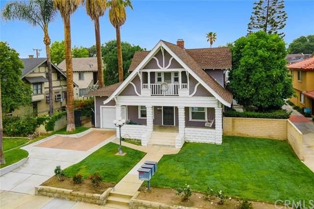 451 E Badillo Street, Covina, CA 91723 (#TR21072266) :: Wannebo Real Estate Group
