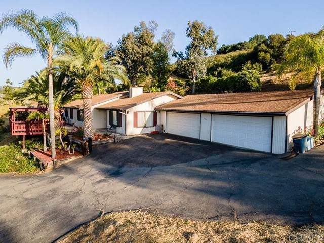 1061 Midway Drive, Alpine, CA 91901 (#PTP2103358) :: The Marelly Group   Sentry Residential