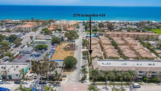 2776 Carlsbad Boulevard #103, Carlsbad, CA 92008 (#NDP2106102) :: SunLux Real Estate