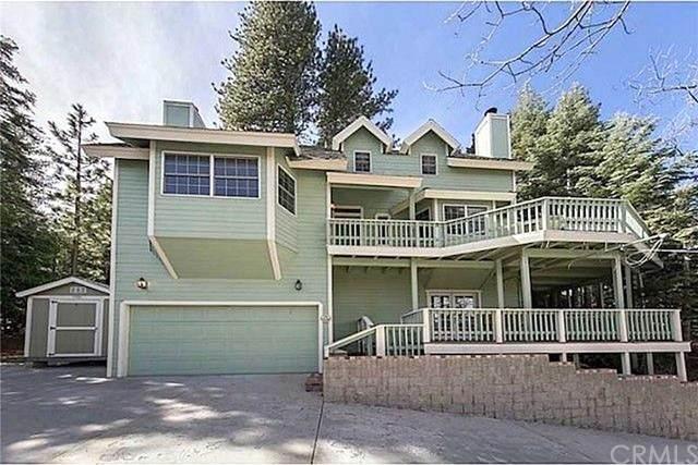 264 N. Fairway Drive, Lake Arrowhead, CA 92352 (#BB21160897) :: Windermere Homes & Estates