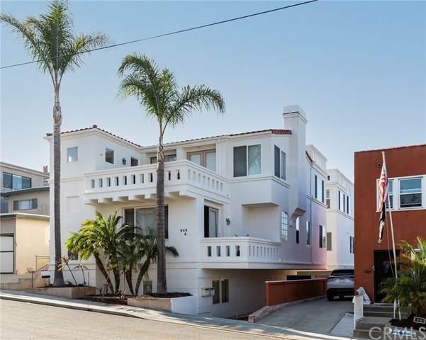 648 2nd Street, Hermosa Beach, CA 90254 (#SB21163292) :: Solis Team Real Estate