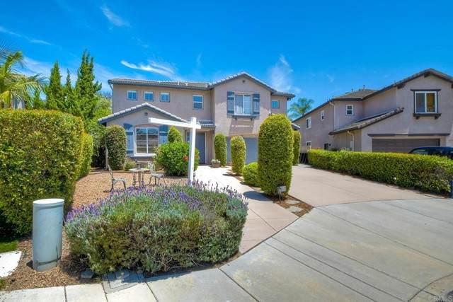 317 Sunbird Court, San Marcos, CA 92069 (#NDP2108922) :: The Todd Team Realtors