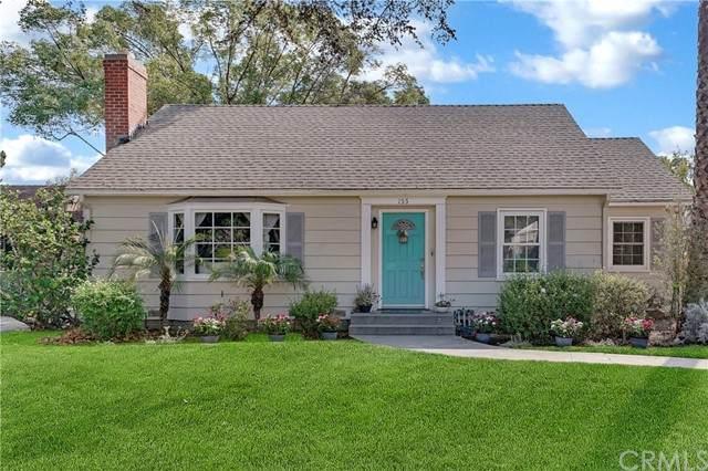 155 N Jewell Place, Orange, CA 92868 (#OC21191140) :: Compass