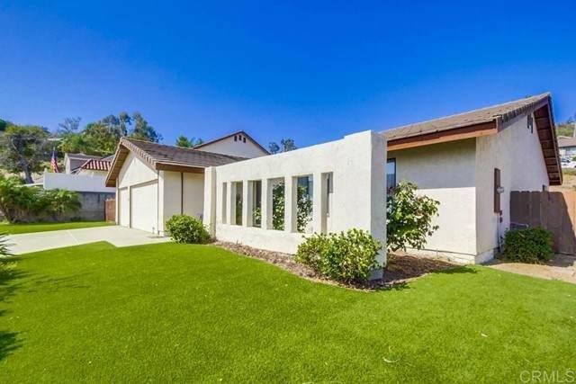 1184 Loma Portal Drive, El Cajon, CA 92020 (#PTP2106294) :: Carrie Filla & Associates