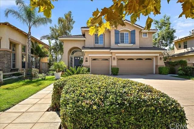 33295 Warwick Hills Road, Yucaipa, CA 92399 (#IV21207800) :: Windermere Homes & Estates