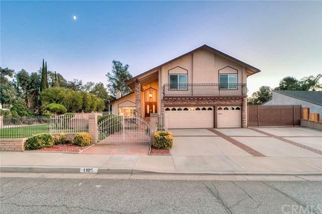 1106 Via Esperanza, San Dimas, CA 91773 (#CV21224817) :: Wannebo Real Estate Group