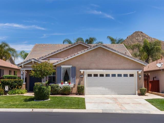 7880 January Dr, Hemet, CA 92545 (#190032201) :: Neuman & Neuman Real Estate Inc.