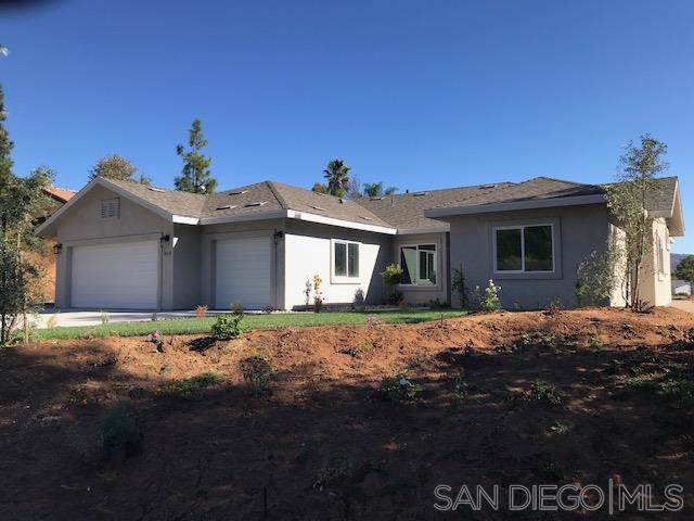 16145 Oak Springs Drive, Ramona, CA 92065 (#190047191) :: Neuman & Neuman Real Estate Inc.